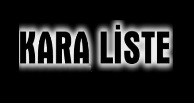 kara liste